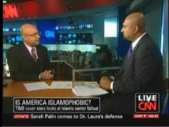 Ali Velshi, CNN Anchor; & Bobby Ghosh, Time Magazine Deputy International Editor | NewsBusters.org