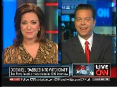 Kyra Phillips, CNN Anchor; & John Avlon, CNN Contributor, The Daily Beast.com Columnist | NewsBusters.org