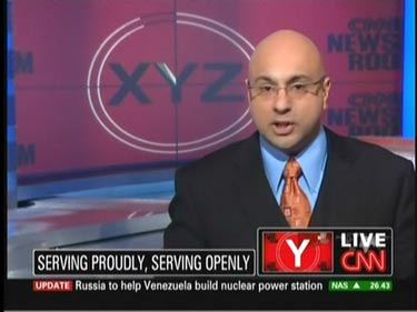Ali Velshi, CNN Anchor | NewsBusters.org