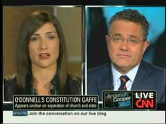 Dana Loesch, St. Louis Tea Party Organizer; & Jeffrey Toobin, CNN Senior Legal Analyst | NewsBusters.org