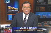 CNN's Aaron Brown