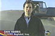 ABC's Dan Harris in Baghdad