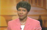 PBS's Gwen Ifill