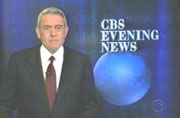 CBS's Dan Rather