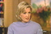 ABC's Diane Sawyer