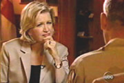 Diane Sawyer & Gen. Tommy Franks