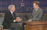 Tom Brokaw & Conan O'Brien