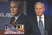 NBC Nightly News's Tom Brokaw