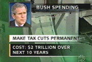 NBC labeling tax cuts as spending