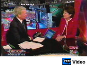 NBC's Tom Brokaw & Senator Susan Collins