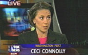 Washington Post reporter Ceci Connolly