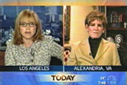 NBC's Katie Couric & Mary Matalin