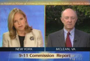 NBC's Katie Couric & James Woolsey