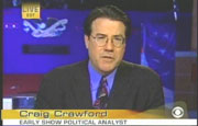 CBS Political Analyst Craig Crawford