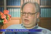 Technical Consultant Bill Glennon
