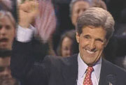Dem. Presidential Candidate John Kerry