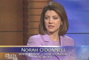 NBC's Norah O'Donnell