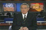 CBS' Dan Rather