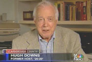 ABC's Hugh Downs