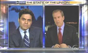 ABC's Peter Jennings & Newsweek's Fareed Zakaria