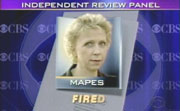 former CBS News producer Mary Mapes
