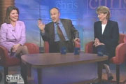 Norah O'Donnell, Michael Duffy & Elisabeth Bumiller