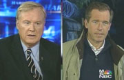 Chris Matthews & Brian Williams