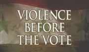 NBC Nightly News: Violence Before the Vote