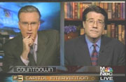 MSNBC's Keith Olbermann & Congressional Quarterly's Craig Crawford