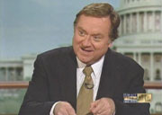 NBC's Tim Russert on Sunday's Meet the Press