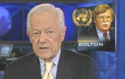 CBS Evening News anchor Bob Schieffer