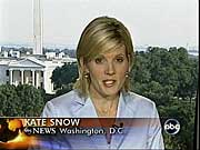 ABC's Kate Snow