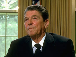 ronald reagan bad president essay This article discusses the domestic policy of the ronald reagan administration  from 1981 to  president reagan's tenure marked a time of expanded economic  prosperity for many americans  four-fifths of american 17-year-olds could not  write a persuasive essay  a bad response to post-katrina gas prices.
