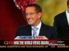 Richard Quest, CNN Correspondet | NewsBusters.org