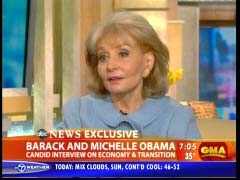 Barbara Walters, ABC Host | NewsBusters.org
