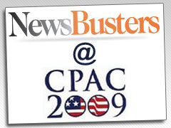NewsBusters @ CPAC 2009