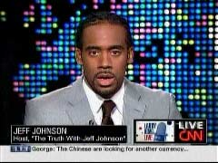 Jeff Johnson, BET Anchor | NewsBusters.org
