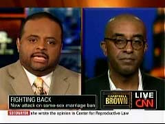 Roland Martin, CNN Anchor; & the Revernd Byron Williams, Pastor, Resurrection Community Church, Oakland, California | NewsBusters.org