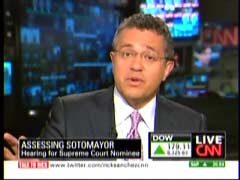 Jeffrey Toobin, CNN Senior Legal Analyst | NewsBusters.org