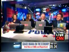 Gloria Borger, CNN Senior Political Analyst; Candy Crowley, CNN Political Correspondent; David Gergen, CNN Senior Political Analyst; & Jeffrey Toobin, CNN Senior Legal Analyst | NewsBusters.org