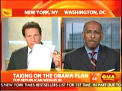 Chris Cuomo, ABC News Anchor; & RNC Chairman Michael Steele | NewsBusters.org