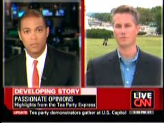 Don Lemon, CNN Anchor; & Jim Spellman, CNN Journalist | NewsBusters.org
