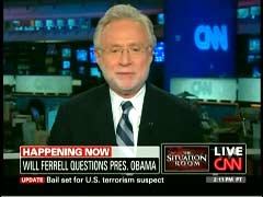 Wolf Blitzer, CNN Anchor | NewsBusters.org