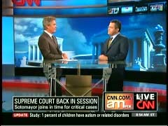 John Roberts, CNN Anchor; & Jeffrey Toobin, CNN Senior Legal Analyst | NewsBusters.org