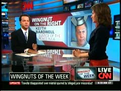 John Avlon, The Daily Beast; & Kiran Chetry, CNN Anchor  | NewsBusters.org