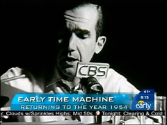 Edward R. Murrow, CBS