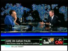 Larry King, CNN Anchor; & Al Gore, Former US Vice President | NewsBusters.org
