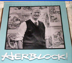 Where Is Herblock When We Need Him >> Library Of Congress Spins Lefty Cartoonist Herblock As An