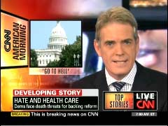 John Roberts, CNN Anchor | NewsBusters.org