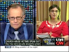 Larry King, CNN Host; & Sinead O'Connor, Irish Singer | NewsBusters.org